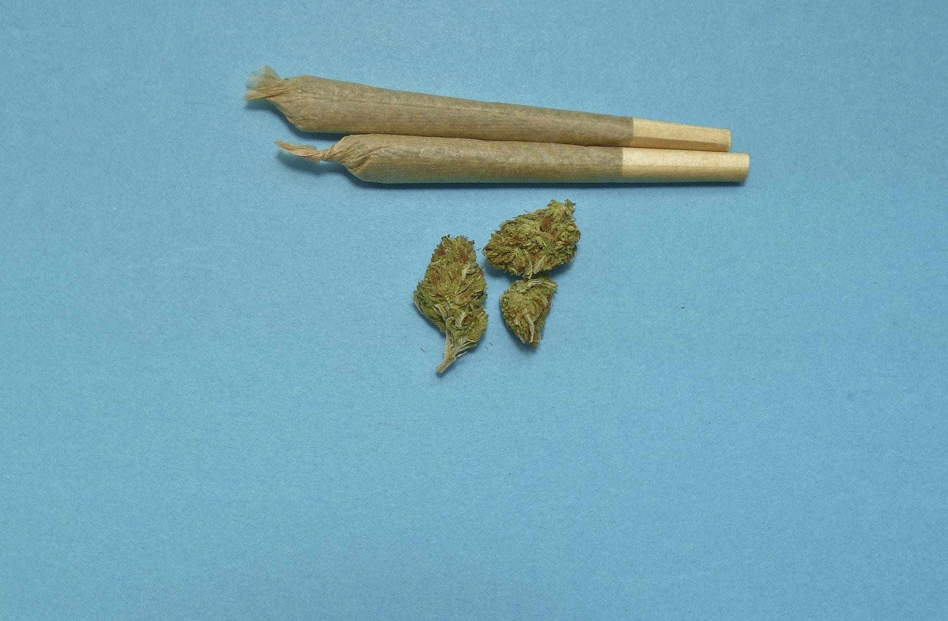 wie dreht man einen joint?