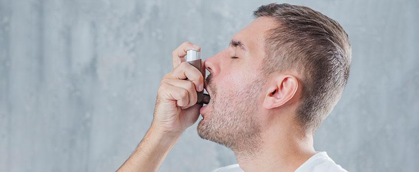 Cannabis gegen Asthma