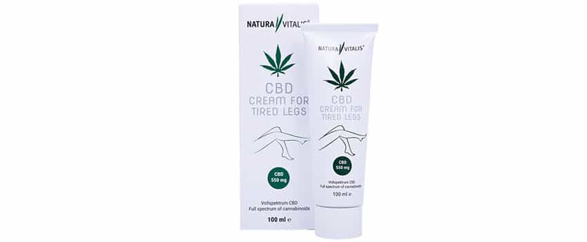 CBD Venencreme For Tired Legs