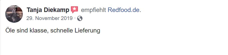 vieter Erfahrungs Redfood CBD