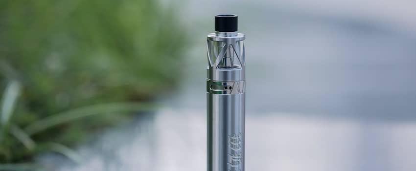 CBD Verdampfen besser als Rauchen