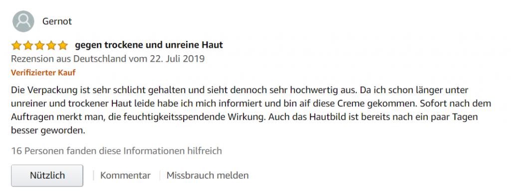 CBD Creme in Deutschland